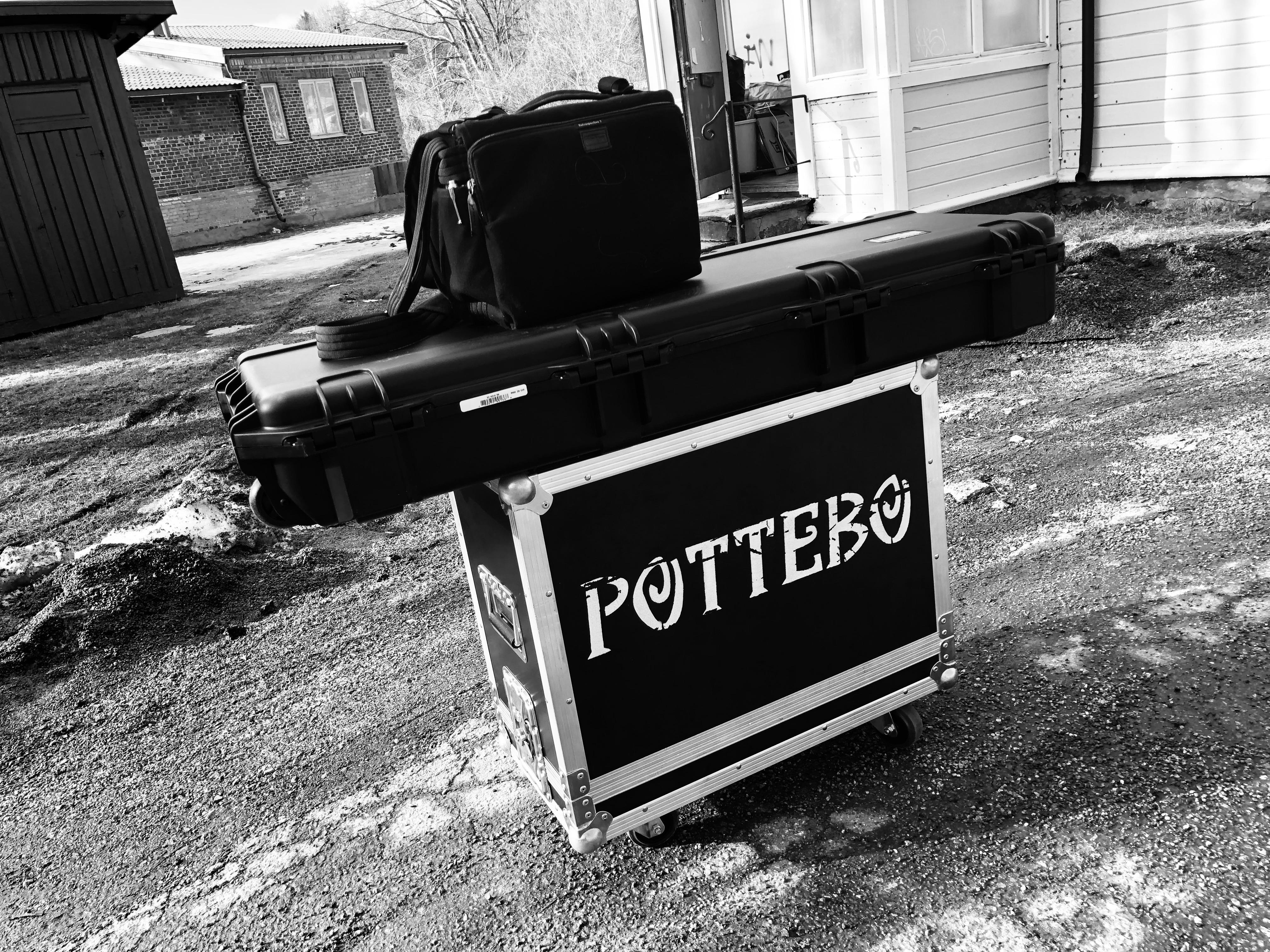 Mystiskt tågstopp kopplas till Pottebo